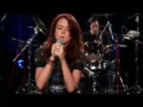 Lindsay Lohan - Over [live]