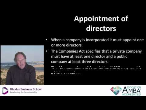 introduction to directors fiduciary duties