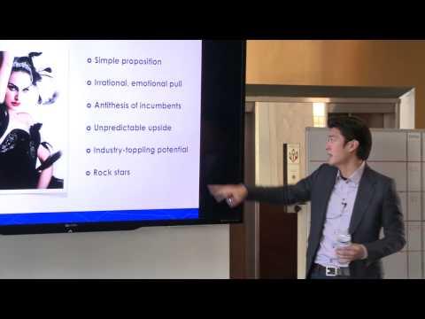 Investors Look for Black Swans | Khosla Ventures Partner Andrew Chung