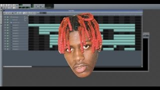 how to make a lil yachty liluzi vert type beat in lmms