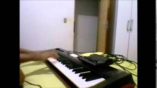 Em tua presença - Nivea Soares (Piano Instrumental)