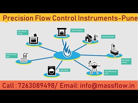 New-Thermal Mass Flow Meters For LPG Gas Flow Meters