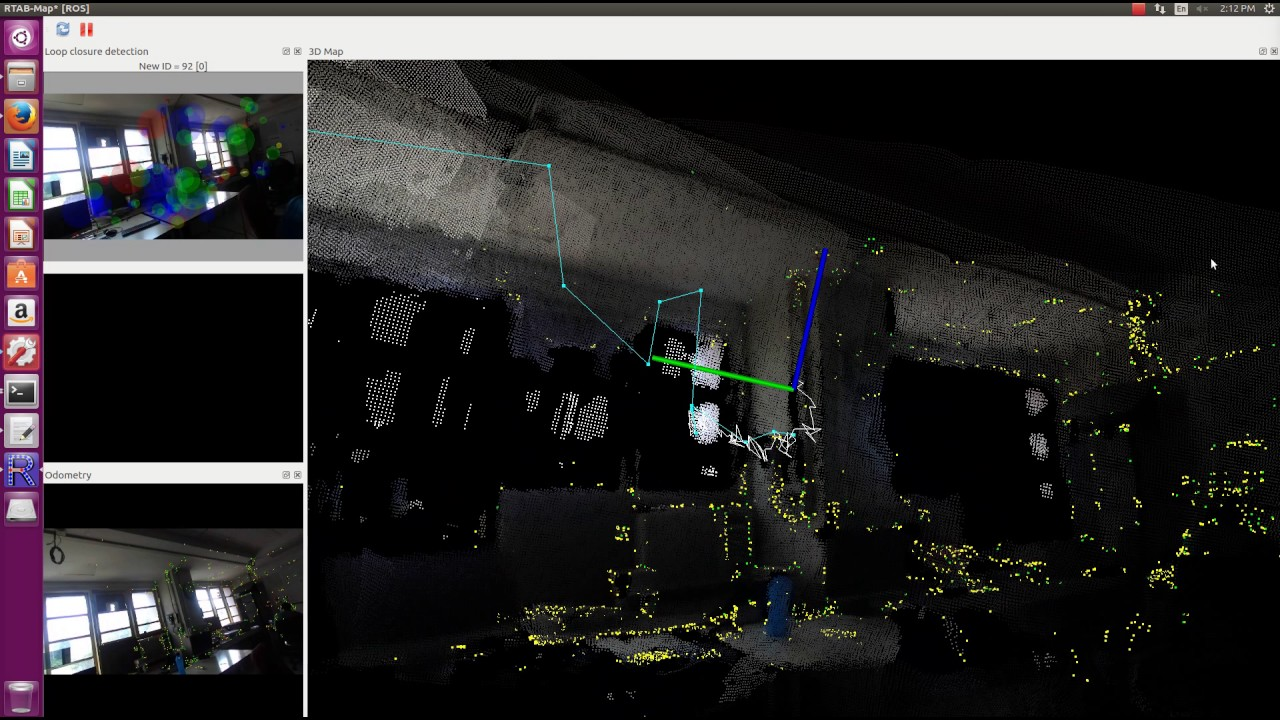 Stereo Camera | MAZE - High Definition Map Data Processing Engine