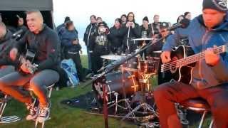 Frei.Wild Unplugged Gipfelsturm 2013 - Arschtritt