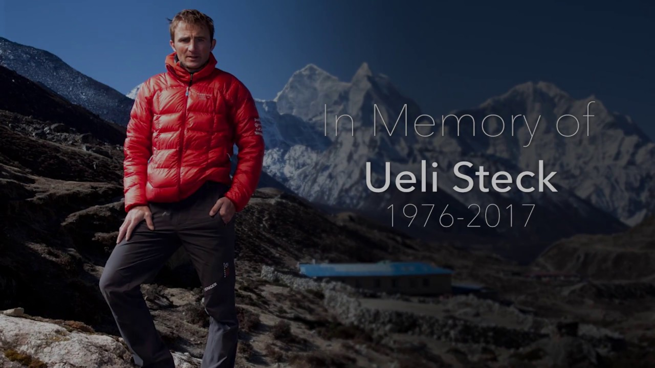 Ueli steck new speed record eiger 2015 youtube - In Memory Of Ueli Steck