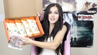 NatureBox Snack Review + Unboxing!