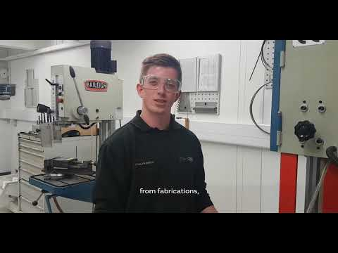 Jaguar Land Rover Apprenticeship Advanced Product Development