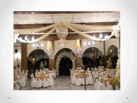 Como hacer centros de mesa para boda con globos youtube - Como hacer centros de mesa de boda ...