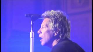 Jon Bon Jovi Kings Of Suburbia Live in Red Bank, NJ 2014 Full