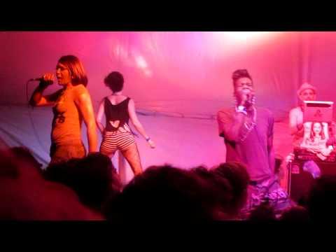 Big Freedia live at MWTX party (SXSW 2011)