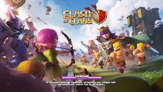 Clash of clans - My Base Is Under Attack