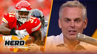 Colin updates his 2020 NFL predictions | THE HERD