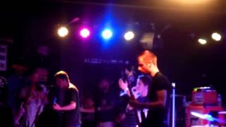Скачать Our Last Night Scared Of Change Live At Chain Reaction 8 6 2014