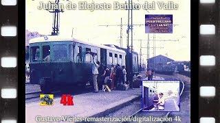 FERROCARRIL de PEÑARROYA a PUERTOLLANO y FUENTE DEL ARCO-(PFA)-(SMMP/EFE/FEVE)(1969)-4k