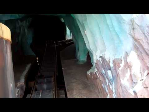 Expedidition Everest Back Row Reverse HD POV at Walt DIsney World's Animal Kingdom Theme Park