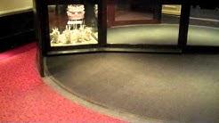 Revolving Door of Wedding Cakes