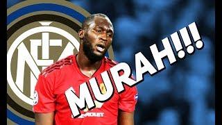 Inter Milan Hanya Mau Datangkan Romelu Lukaku dengan Harga Murah