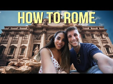 HOW TO TRAVEL ROME - The Ancient City