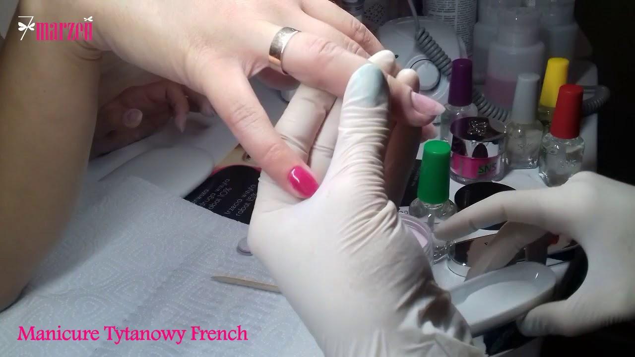 Siedem Marzen Salon Kosmetyczny Manicure Tytanowy