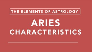 ARIES: The Lone Wolf
