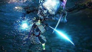 "NIOH 2 ""Closed Alpha"" Gameplay Trailer (2019) PS4"