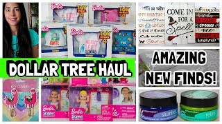 DOLLAR TREE HAUL 2019 AMAZING NEW FINDS
