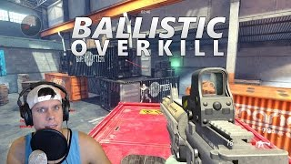 Ballistic Overkill Gameplay - English Commentary