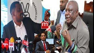 FULL VIDEO: Lema aivaa Serikali kutekwa kwa Mo dewji, aitaka wakubali mambo 3