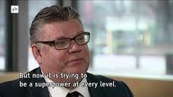 Timo Soini on the EU