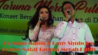 Dorman Manik & Rany Simbolon | Live Konser Natal TMP at Gedung Mulia Raja Jakarta