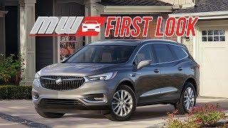 2018 Buick Enclave | First Drive