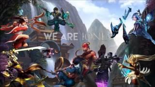 League of Legends Ionia Theme (Concept)