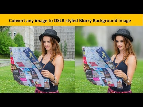 how to create background gimp