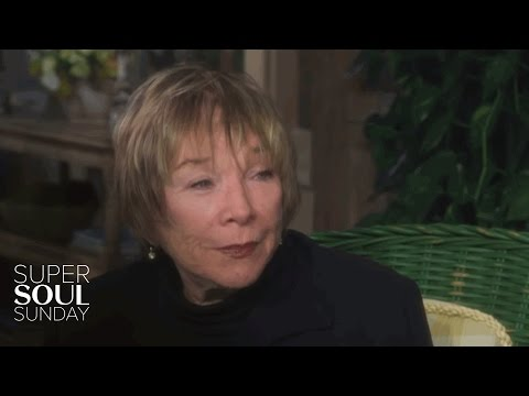 Shirley MacLaine's 3 Unexpected Life Essentials | SuperSoul Sunday | Oprah Winfrey Network