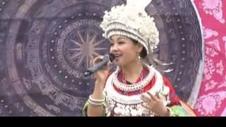 Ayouduo in Sichuan Hmong Huashan Festival