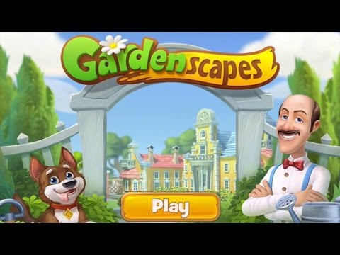 Gardenscapes - New Acres Gameplay FREE APP (IOS/Android) By Playrix