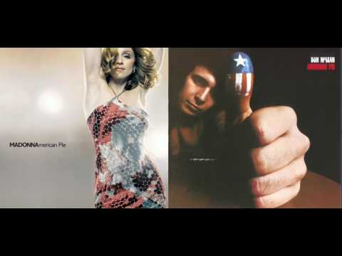 American Pie - Don Mclean / Madonna Mix Up!