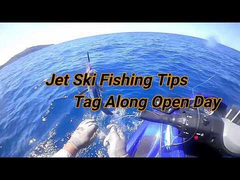 Jet Ski Fishing Tips And Tag Along Day