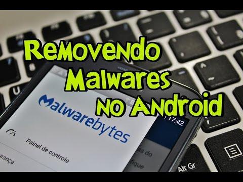 Como Remover Malwares (vírus) Do Celular Android