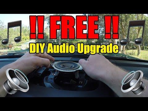 Ve Commodore Dash Speaker Removal