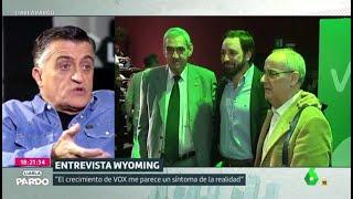 El día que Wyoming se encontró con el fundador de VOX en un bar