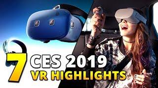 7 Best VR Highlights At CES 2019 (So Far)