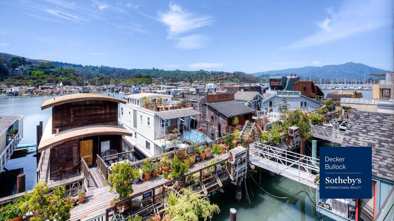 68 Issaquah Dock   Sausalito, CA | Marin Real Estate   YouTube