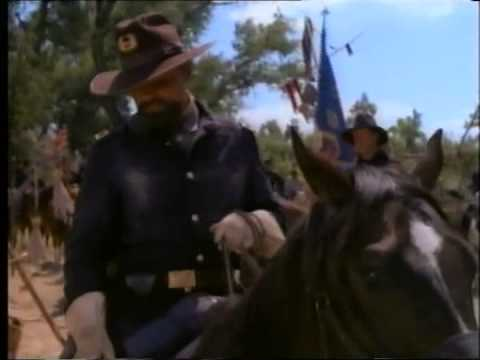 Son of the Morning star,opening credits!General Terry catches up with Custer.