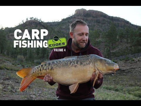 ***CARP FISHING TV*** DVD Carp Fishing Edges Vol. 4  FULL 3.5hrs Including Subtitles!