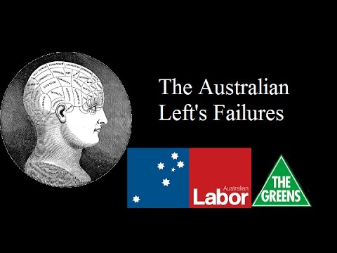 Why The Left Is Failing In Australia
