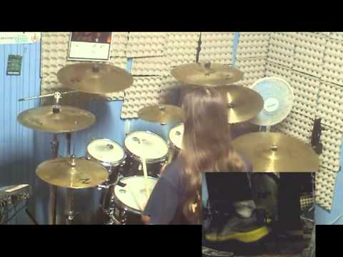 Ride The Sky mikymetal cover drums