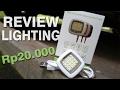 Review Lighting Murah ! Cuma 20 Ribu