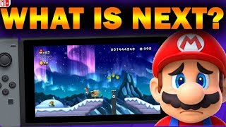 What's Next For 2D Mario?!?! (New Super Mario Bros Switch Prediction + Theories)