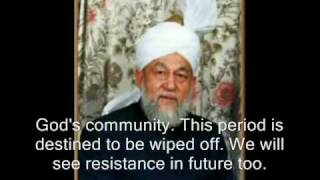 BE WARNED; THOSE WHO PERSECUTE AHMADIYYA MUSLIMS!!!